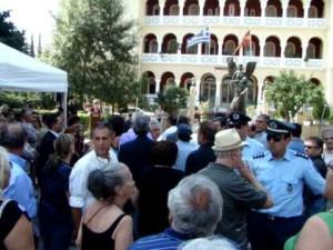Αποδοκίμασαν έντονα τον Λιντζέρη στη Νίκαια – Δείτε το βίντεο
