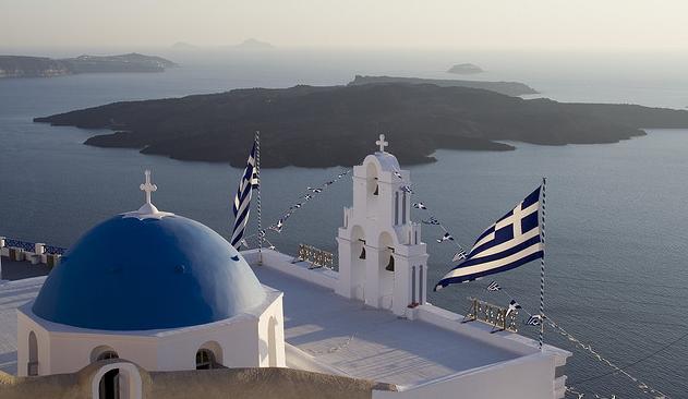 Greek_flag-Santorini