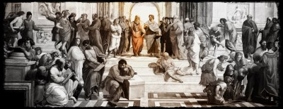 school of athens greece the ancient greek philosophers