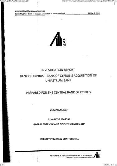 20130404_alvarez_and_marsal_boc_acquisition_of_uniastrum_bank