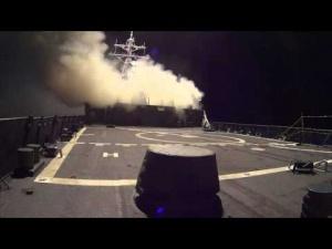 Πώς εκτοξεύονται οι αμερικανικοί πύραυλοι στη Συρία – Video