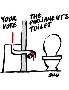 YOUR VOTEt