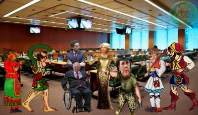 Karagkiozis eurogroup