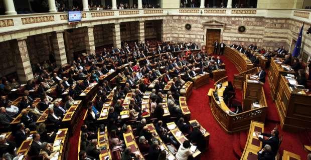 Αποχώρησε η κοινοβουλευτική ομάδα της ΝΔ [Βίντεο]